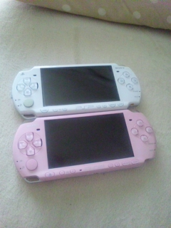 PSPブロッサム・ピンク